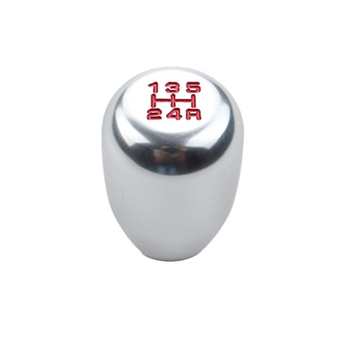 DEWHEL JDM Universal 5 Speed Manual Shift Knob