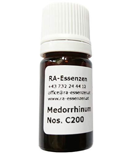 Medorrhinum Nos. C200, 5g Bio-Globuli, radionisch informiert - in Apothekenqualität