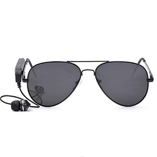 HYZY Polarisierte Sonnenbrille 2020 Neue Intelligente Bluetooth-Headset Sonnenbrille Der Männer Trendy Polarisierte Kröten Spiegel Audio-Smart-Brille