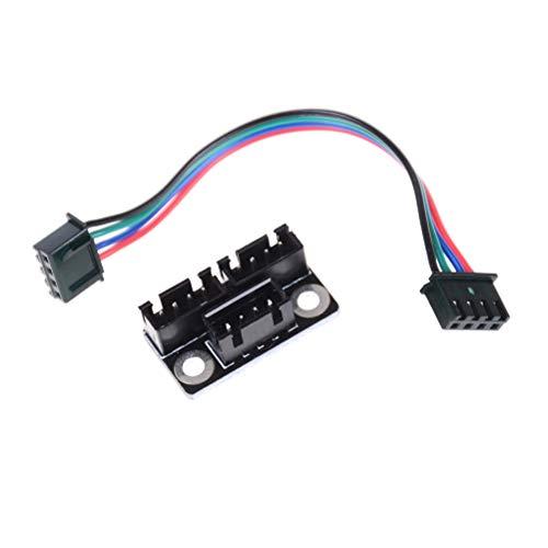 BliliDIY 4Pcs Motor Parallel Module High Power Switching Module For Double Z Axis Lerdge 3D Printer Board