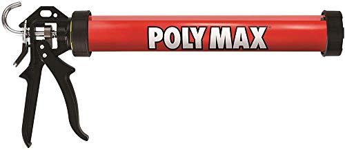 Bostik Poly Max Pro XXL Pistola per Colla di Montaggio, Salsiccia, 900 g