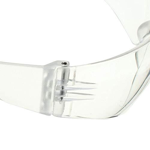Protección de los ojos Gafas protectoras laboratorio lente clara Gafas de seguridad Gafas cristalería de laboratorio