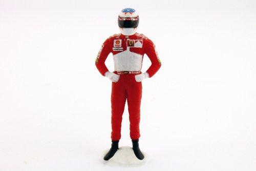 Michael Schumacher Ferrari F310B #5 Formel 1 1997 Fahrerfigur 1:43 Minichamps