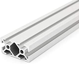 comprar comparacion Perfil de aluminio de 20x 40, tipo I, 5 ranuras. Longitudes estándar