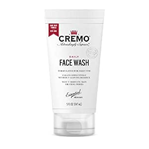 Cremo Daily Face Wash Formulate For Daily Use, 5 Fluid Ounce 2