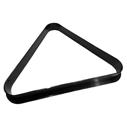 Rainai Billard Triangel, Billard Stativkugel Gestell, Unzerstörbares Plastikdreieck Mit Verstärktem, Abgerundeten Billard Dreieck Triangel