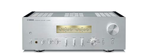 Yamaha Audio A-S2200SL Integrated Amplifier (Silver)