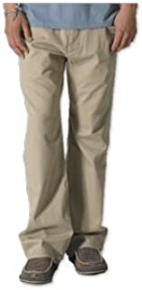 prAna Men's Bronson Pant, 32-Inch Inseam, Khaki, 32