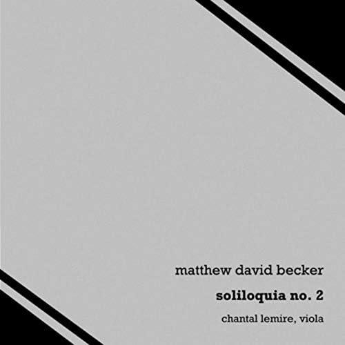 Matthew David Becker feat. Chantal Lemire