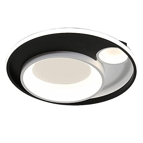 LPFWSK Diseño Creativo, Montaje Empotrado, luz de Techo, Redondos, Accesorios de iluminación ultrafinos, Ajustables, 3000 K-6000 K, lámparas de decoración del hogar, Estilo Simple, lámparas de Ahorro
