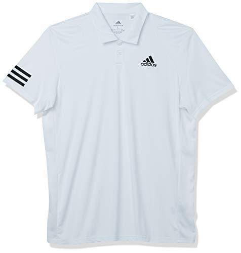 adidas Men's Tennis Club 3-Strip...