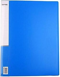 ALISSA Portable Professional Clip File Document Organizer for Office School