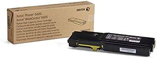 Xerox 106r02235 High Capacity Yellow Toner Cartridge 6k