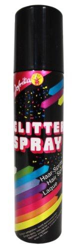 Farb Haarspray Color Spray Sprühdose Glitter bunt Glitzer
