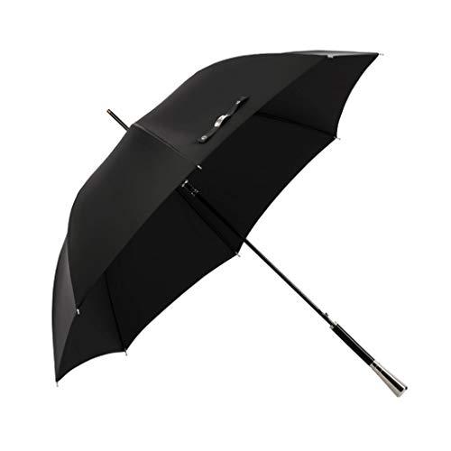 DWQ Hombres Caballero Paraguas de Mango Largo británica del Interruptor automático de Paraguas al Aire Libre Puede ser Usado como una Muestra Paraguas