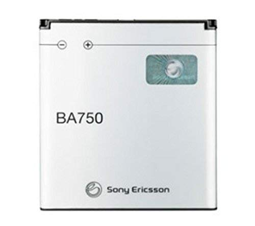 Originale – Sony-Ericsson BA-750 / BA750 (1460 mAh) per Sony Ericsson Xperia arc (anzu, LT15a, LT15i, X12), Xperia arc S (LT18i)