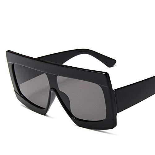 DLSM Gafas de Sol de Deportes de Deporte de béisbol de la Juventud de Las Mujeres de los Hombres Gafas de Sol de una Pieza de Las Gafas de Sol de Las Gafas de Sol de Las Mujeres-Gris Negro