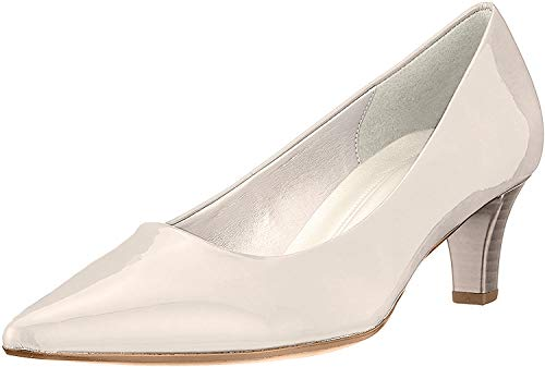 Gabor Shoes Damen Fashion Pumps, Grau (Light Grey), 39 EU