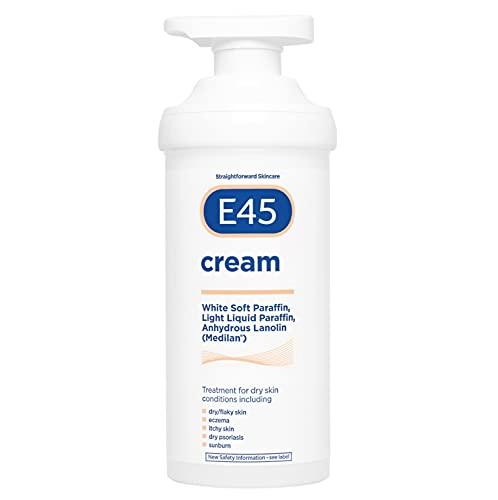 E45 Kräm för torr och skicklig hud, 500 g
