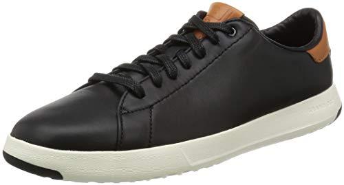 Cole Haan Grandpro Chaussures de tennis Oxford pour homme, noir (noir/noir), 40 EU