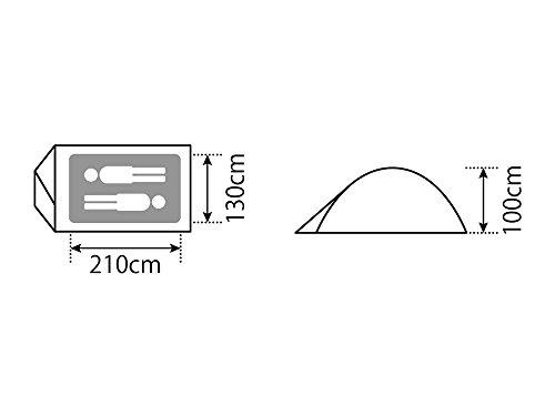 スノーピーク『ファルPro.air2(SSD-702)』