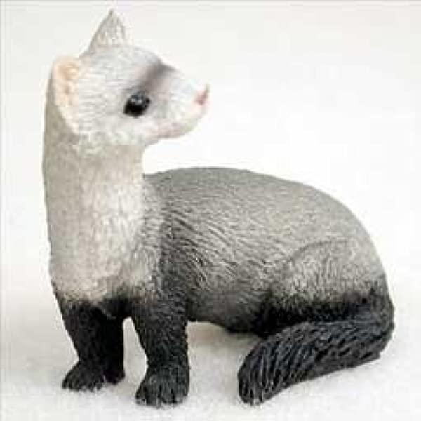 Ferret Miniature Figurine