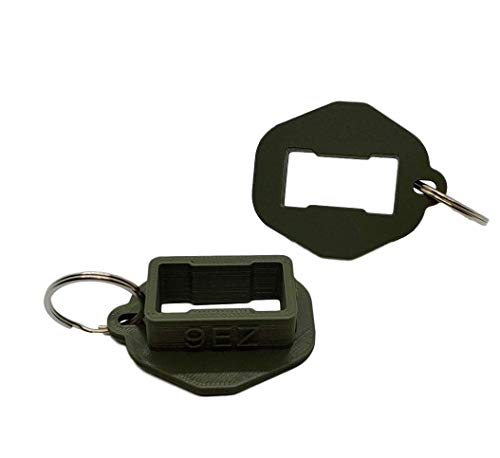 Magazine Loader for Smith & Wesson M&P 9mm EZ - 2 Pack (Olive Drab)