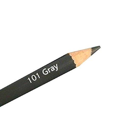 Bodhi2000 1 Stück Wasserdicht Augenbrauenstift Augenbrauenstift Make-Up Kosmetische Schönheit Werkzeug (grau)