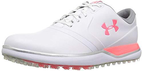 Under Armour Damen Golfschuhe - Weiß/Brilliance - UK 5.5