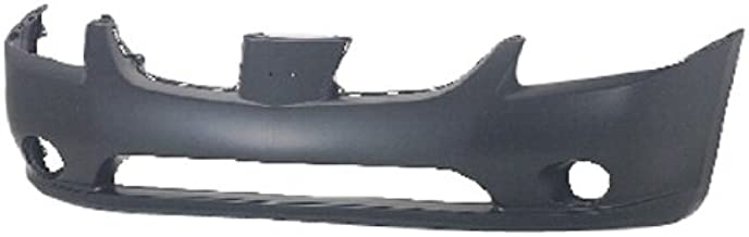 Partslink Number MI1000298 OE Replacement Mitsubishi Galant Front Bumper Cover