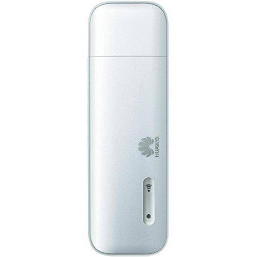 Huawei E8231 mobiler Hotspot (21,6 MBit/s HSPA, HSUPA, EDGE / GPRS, USB) weiß