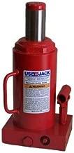 US JACK D-51127 30 Ton Bottle Jack Made In USA