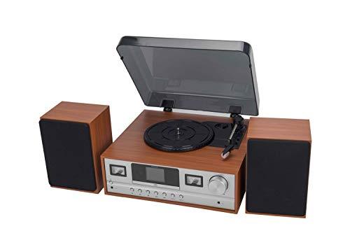 Denver Retro Musiksystem MRD-52 Lightwood