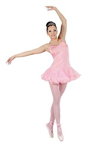 WIDMANN 76412 - Prima Ballerina kostuum roze maat M