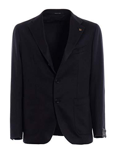 TAGLIATORE Luxury Fashion Herren 1SMC23K19UIG015B1105 Schwarz Wolle Blazer | Frühling Sommer 20