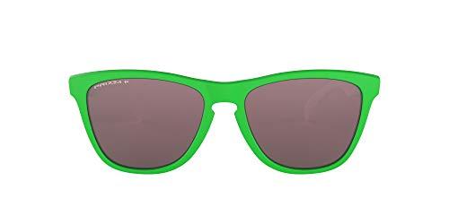 Oakley Unisex-Adult OO9013-99 Sunglasses, Green Fade/Prizm Daily Polarisiert, M