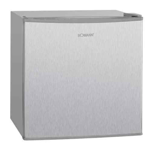 Bomann GB 341 - Congelador aspecto de acero
