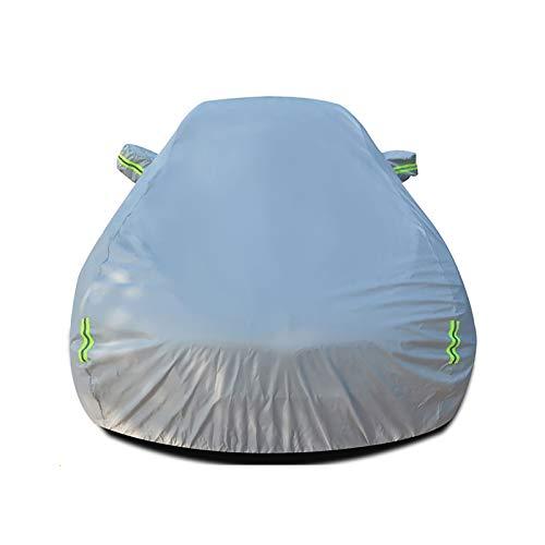 Guoguocy Fundas para Coche Cubierta del Coche, de protección Solar a Prueba de Agua, Compatible con Cubierta de Coche BMW M4, Adaptarse a Las diversas Condiciones meteorológicas (Color : A)