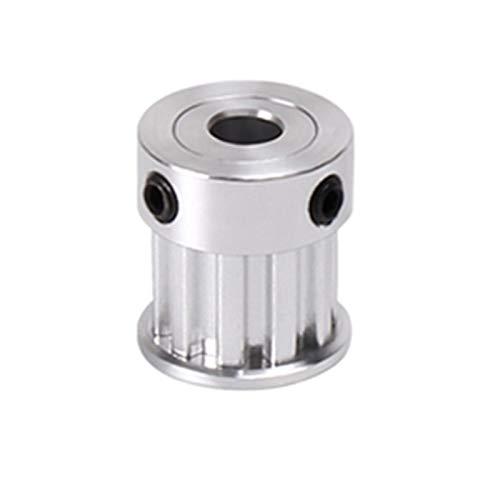 Xianglaa-Timing Pulley Alluminio 10mm Larghezza 10 Denti, carrucola di distribuzione XL XL, Ruote Pully Gear for Stampante 3D, Foro = 5mm / 6mm / 8mm Produzione di precisione