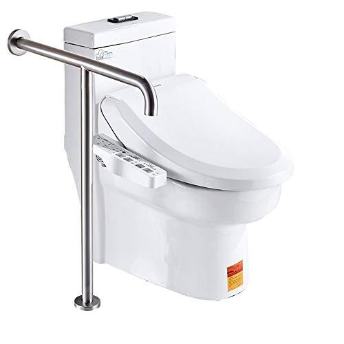 Barra Agarre Soporte Resistente y Antideslizante Seguridad WC Barra de Sujeción de Pared for Solar Barra de Sujeción De Ancianos Baño Carriles De Asiento de Ayuda for Discapacitados Barandillas de Apo