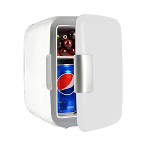 LQIQI Mini-Kühlschrank mit Gefrierschrank Coca Cola Netter Mini-Kühlschrank für Auto Tragbarer Mini-Kühlschrank Günstig