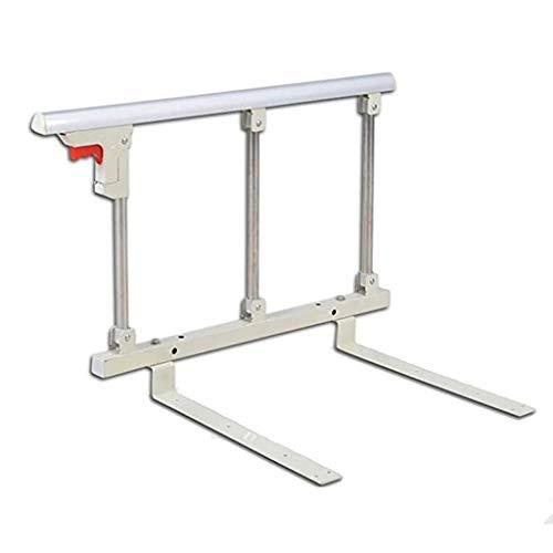Ssrsgyp Dispositivo de Ayuda de Seguridad de barandilla de Cama Plegable for Ancianos manija Lateral Hospital de niños Barrera de Choque Barrera de Parachoques Dispositivo de Ayuda médica ✅