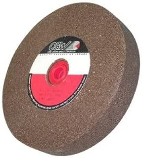 CGW Abrasive Mfg USA (CGW38014) Bench Grinder Wheel, 6