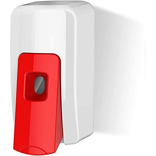 GDYJP Distributore di Sapone Manuale a Parete da 600 ml di Grande capacità, distributore di Sapone da Bagno dell'hotel Bagno da Cucina (Color : A, Dimensione : Spray)