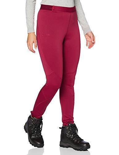 Schöffel Pantalon Tight W Femme, Beet Red, FR : L (Taille Fabricant : 42)