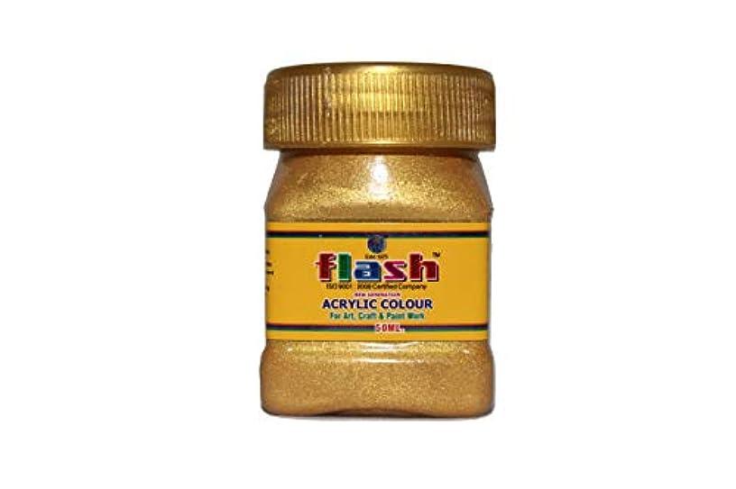 Flash Metallic 50ml (Gold Plus)