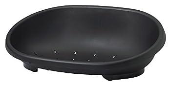 Savic Panier pour Chien Style Snooze Noir 70 x 49 x 23 cm Taille M