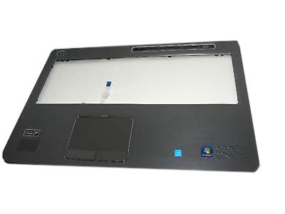 Dell XPS 17 (L702X) Handballenauflage Touchpad Assembly 1GF97