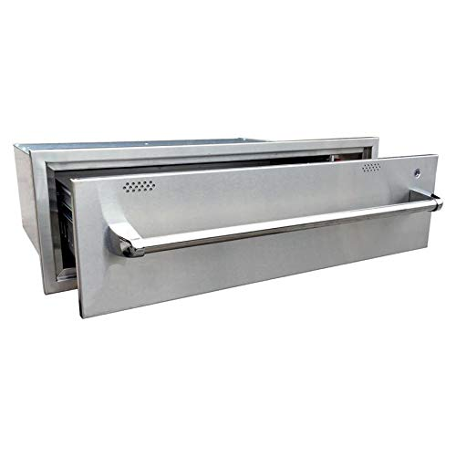 RCS Gas Grills RCS Stainless Warming Drawer