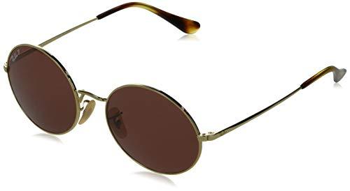 Ray-Ban 0rb1970-54-9147af Gafas, Gold, 54 para Hombre